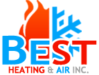 Best Heating & Air logo